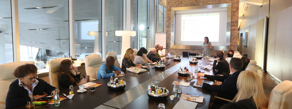 United Nations Alliance of Civilizations and the BMW Group Host a Capacity Building Workshop for Recipients of the 2014 Intercultural Innovation Award