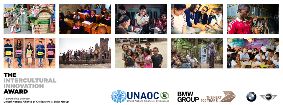 BMW Group And United Nations Alliance Of Civilizations (UNAOC) Announce Finalists For The Intercultural Innovation Award