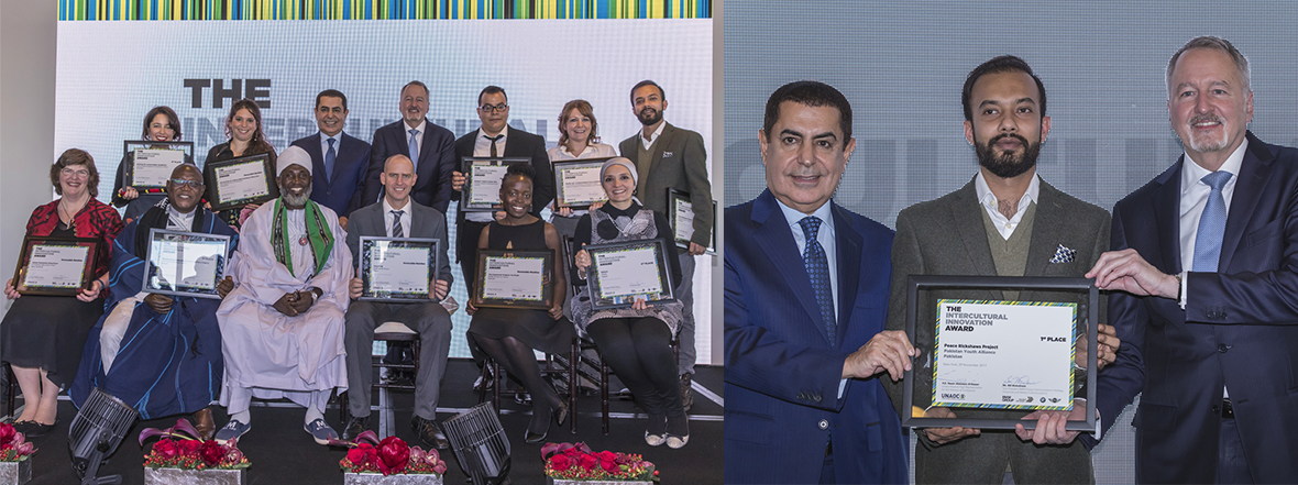 United Nations Alliance of Civilizations and BMW Group Announce the Ten Awardees of the 2017 Intercultural Innovation Award