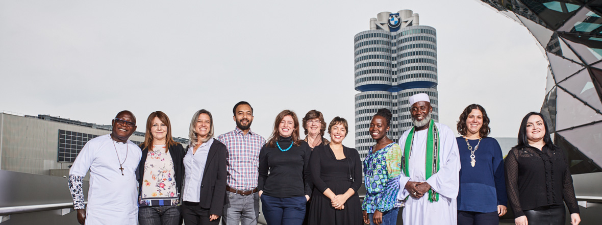 First Capacity Building Workshop for Latest Intercultural Innovation Award Recipients Held in Munich, Germany by the United Nations Alliance of Civilizations and the BMW Group